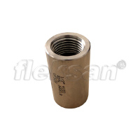 COUPLING, STAINLESS STEEL 316L
