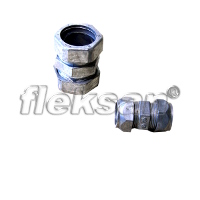 EMT COMPRESSION COUPLING