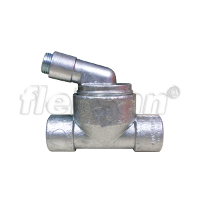 EX-PROOF SEALING FITTING, HORIZONTAL, EZS