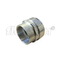 LIQUID-TIGHT CONNECTOR METALLIC FEMALE