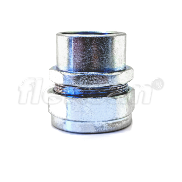 CONNECTOR, METALLIC, LIQUID-TIGHT, UL FEMALE