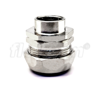 LIQUID-TIGHT CONNECTOR BRASS FEMALE SWIVEL