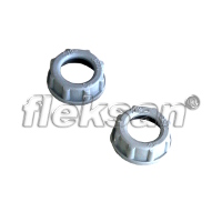 IMC BUSHING, PLASTIC INSULATING GRAY