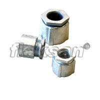 IMC UNION COUPLING, THREE PIECE FF