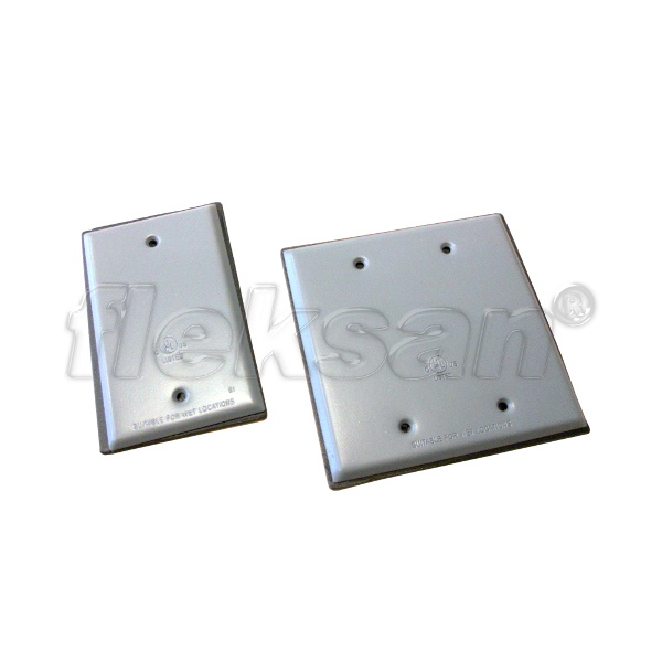 WEATHERPROOF OUTLET BOX COVERS