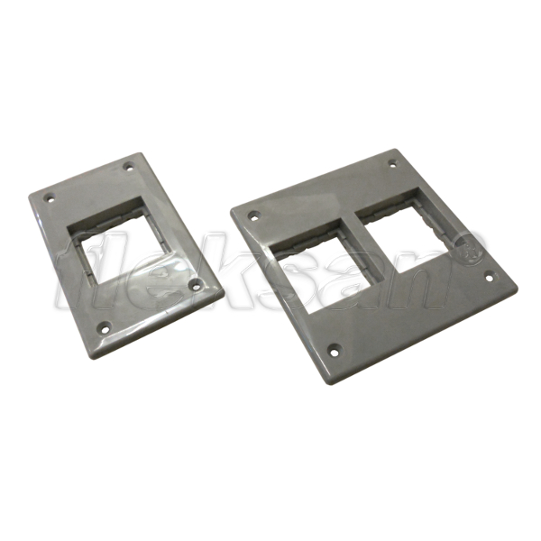 OUTLET BOX COVERS FOR SCHUKO SOCKETS